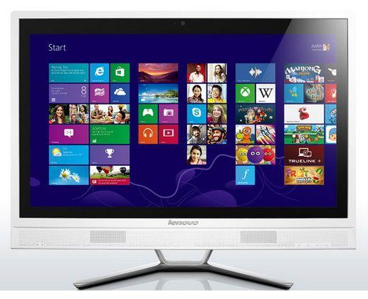 Моноблок LENOVO C560, Intel Core i5 4570T, 6Гб, 1Тб, nVIDIA - 2048 Мб, DVD-RW, Windows 8.1 [57322863]