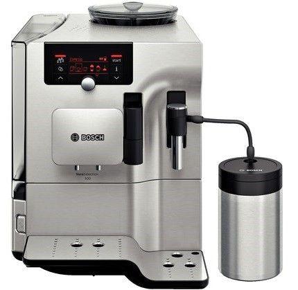 Кофемашина BOSCH TES 80521 RW,  серебристый