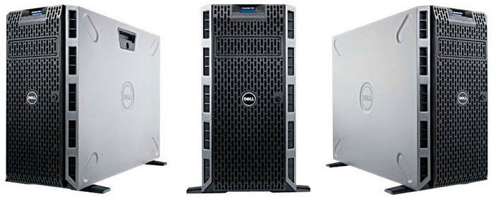 Сервер Dell PE T420 2xE5-2430/2x8Gb 2RLVRD 1.3/ x16 SAS 300Gb 10K 2.5
