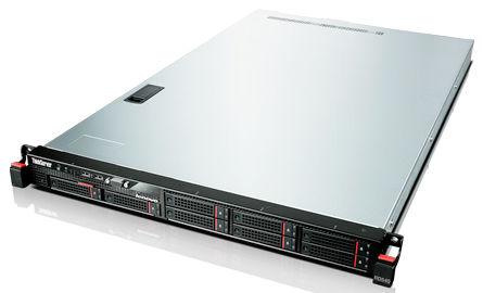 Сервер Lenovo RD540 E5-2609v2/1x4Gb /Raid 500/800W/1U (70AU000GRU)