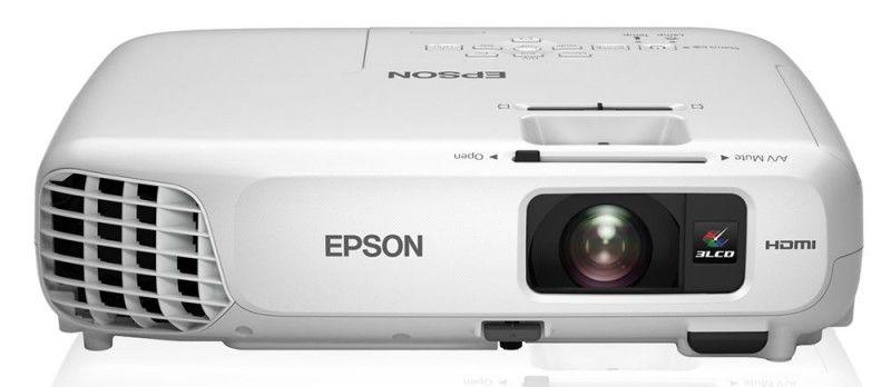 Проектор EPSON EB-X24 белый [v11h553040]
