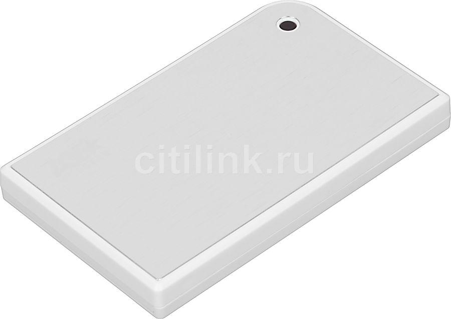 Купить Внешний корпус для  HDD/SSD AGESTAR 3UB2A14, белый в интернет-магазине СИТИЛИНК, цена на Внешний корпус для  HDD/SSD AGESTAR 3UB2A14, белый (865265) - Курск