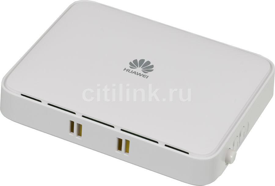 Беспроводной маршрутизатор HUAWEI HG532e,  ADSL2+,  белый