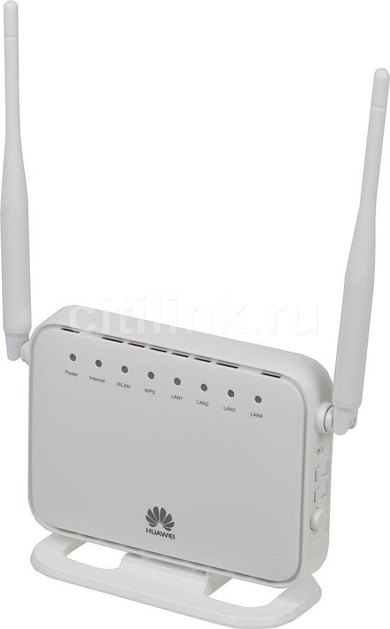Беспроводной маршрутизатор HUAWEI HG232f,  белый