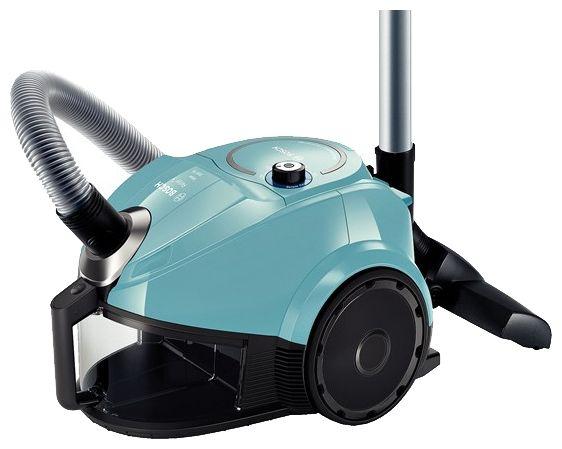 Пылесос BOSCH BGS32001, 2000Вт, голубой