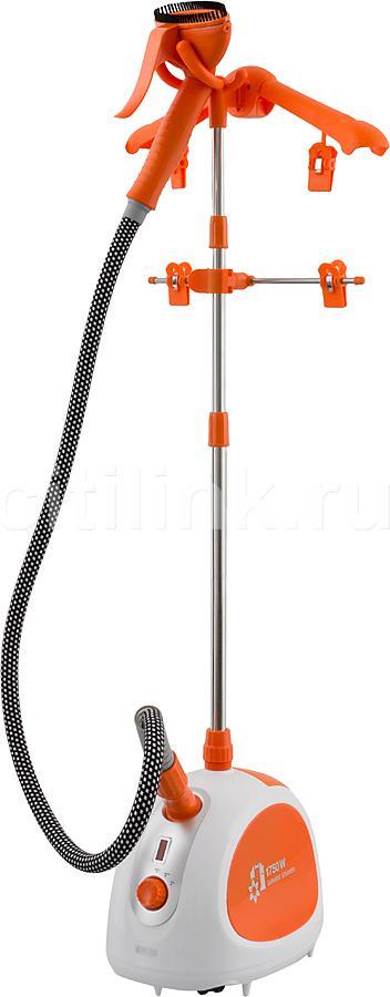 Отпариватель MYSTERY MGS-4001,  оранжевый  [mgs-4001 orange]