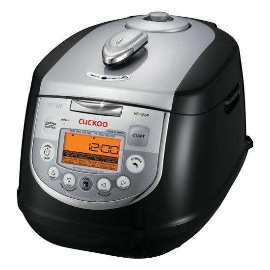 Мультиварка CUCKOO CMC-HE1055F,  1400Вт,   черный