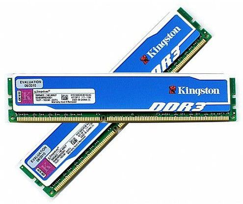 Модуль памяти KINGSTON KHX1600C9AD3B1K2/4G DDR3 -  2x 2Гб 1600, DIMM,  Ret