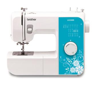 Швейная машина BROTHER LX-3500 белый