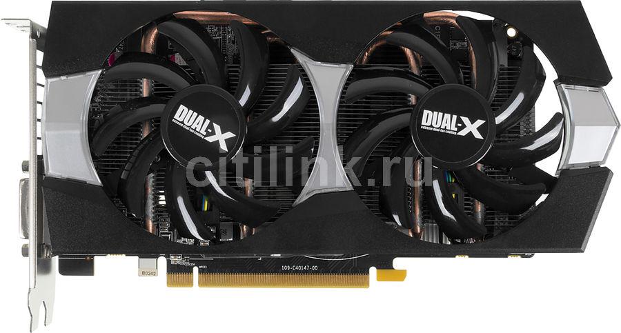 Видеокарта SAPPHIRE Radeon R9 270X,  11217-04-40G,  4Гб, GDDR5, Ret