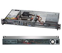 "Платформа SuperMicro SYS-5018A-FTN4 1xC2758 3.5"" 1G 4P 1x200W"