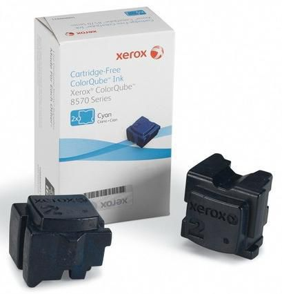 Чернила Xerox 108R00837 голубой (4x9,25K) CQ 9201/9202/9203