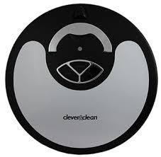 Пылесос-робот Clever&Clean Z-Series Z10 черный/серебристый