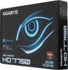 Видеокарта GIGABYTE Radeon HD 7750,  2Гб, DDR3, Ret [gv-r775d3-2gi] вид 6