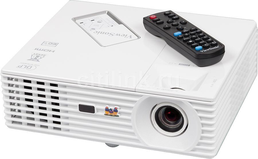 Проектор VIEWSONIC PJD5234L белый [vs14930]