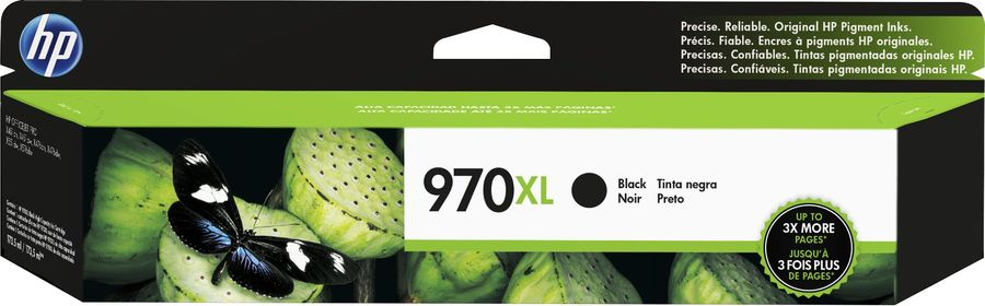 Картридж HP 970 черный [cn625ae]