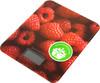 Весы кухонные POLARIS PKS0832DG,  красный вид 1