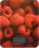 Весы кухонные POLARIS PKS0832DG,  красный вид 2