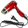 Фен POLARIS PHD 1463T, дорожный, 1400Вт, красный вид 2