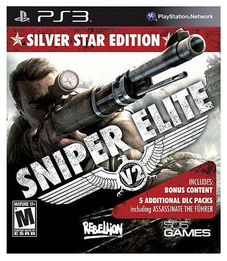 Игра SOFT CLUB Sniper Elite V2. Game of the Year для  PlayStation3 Eng