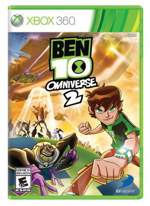 Игра SOFT CLUB Ben10: Omniverse2 для  PlayStation3 Rus (документация)