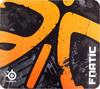 Коврик для мыши STEELSERIES QcK+ Fnatic Asphalt Edition рисунок [63070] вид 1
