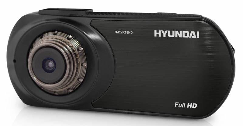 Видеорегистратор HYUNDAI H-DVR18HD черный