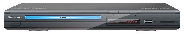 DVD-плеер ROLSEN RDV-3020,  черный [1-rldb-rdv-3020]