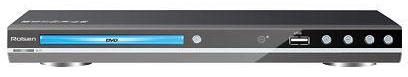 DVD-плеер ROLSEN RDV-4012,  черный [1-rldb-rdv-4012]