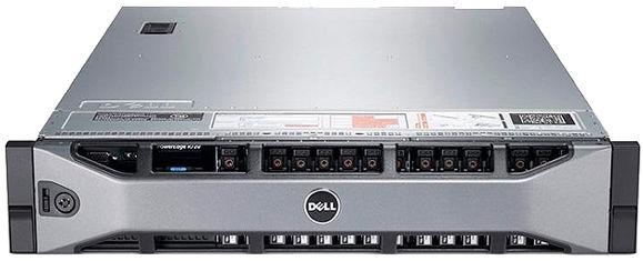 Сервер Dell PE R720 2xE5-2640/4x8Gb 2RLVRD 1.6/ x16 SAS 4x300Gb 15K 2.5