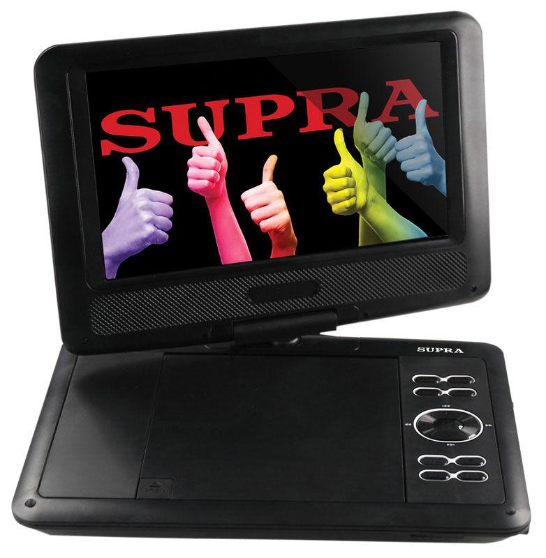 Портативный плеер SUPRA SDTV-924UT, 9