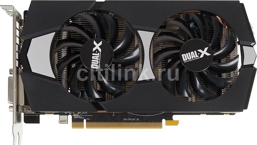 Видеокарта SAPPHIRE Radeon R9 270,  11220-00-20G,  2Гб, GDDR5, OC,  Ret