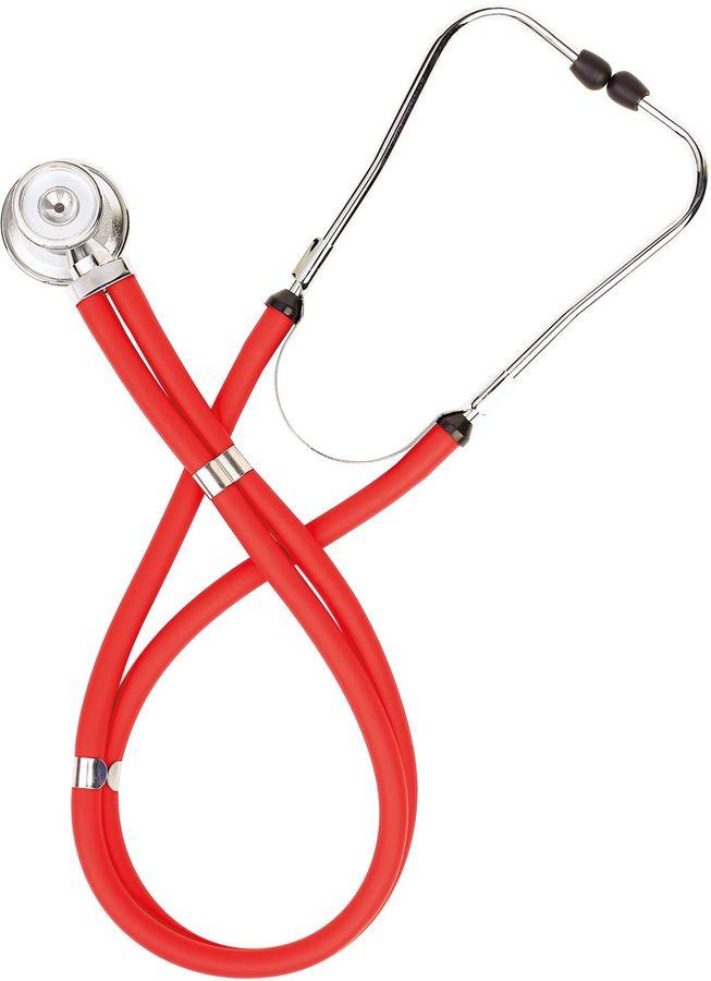 Стетоскоп B.WELL WS-3, красный