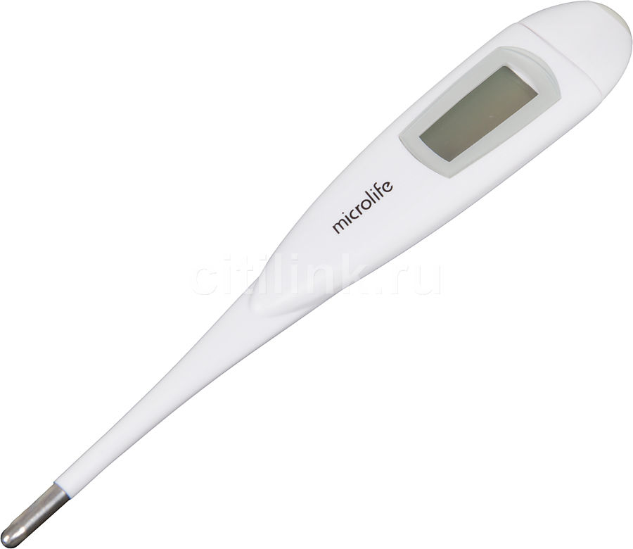 Термометр электронный MICROLIFE МТ 1951,  белый