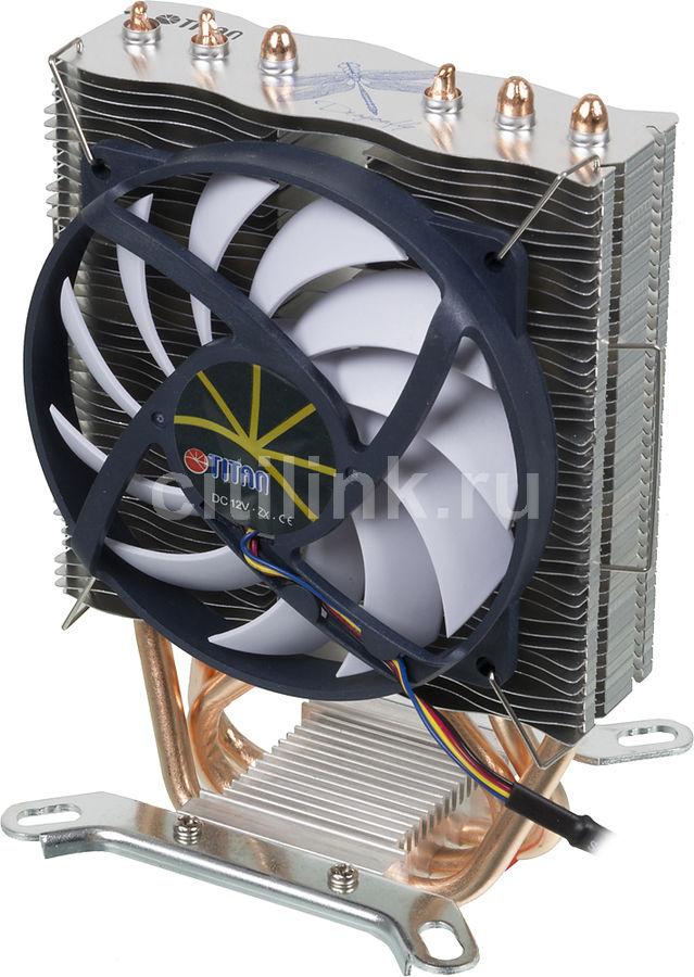 Устройство охлаждения(кулер) TITAN Dragonfly 3,  95мм, Ret