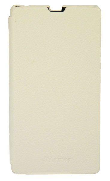 Чехол Armor-X для Sony Xperia Z1 book белый