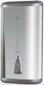 Водонагреватель ELECTROLUX Centurio Digital Silver EWH 80,  накопительный,  2кВт [ewh 80 centurio digital silver]