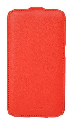 Чехол (флип-кейс) ARMOR-X Flip Full, для Samsung Galaxy S4 mini, красный