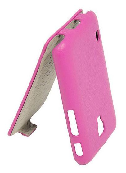 Чехол (флип-кейс) ARMOR-X flip full, для LG Nexus 5, пурпурный