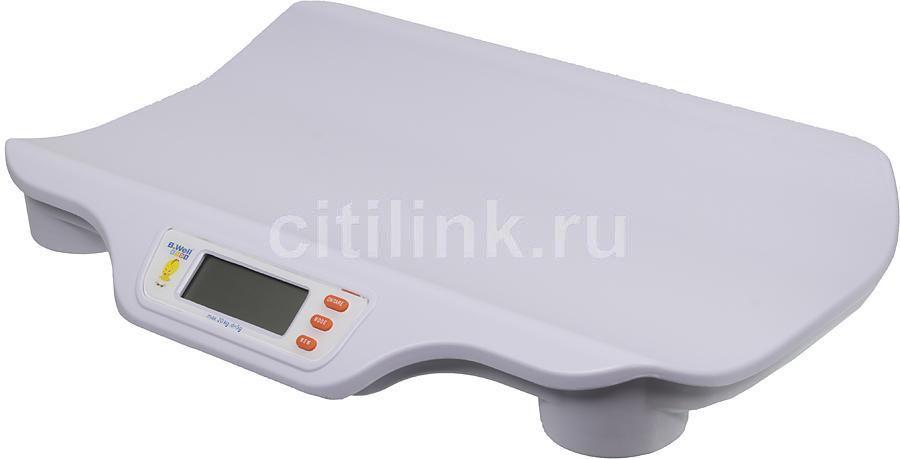 Весы детские B.Well WK-160 белый макс.:20кг