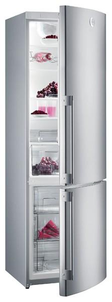 Холодильник GORENJE RK 68 SYA2,  двухкамерный,  серебристый [rk68sya2]