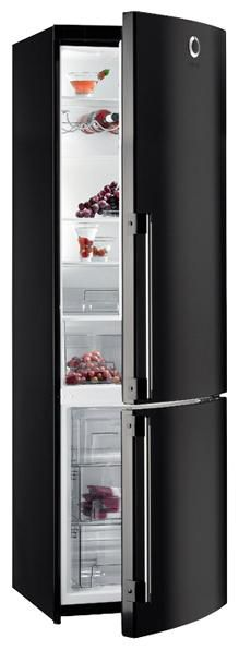 Холодильник GORENJE RK 68 SYB2,  двухкамерный,  черный [rk68syb2]
