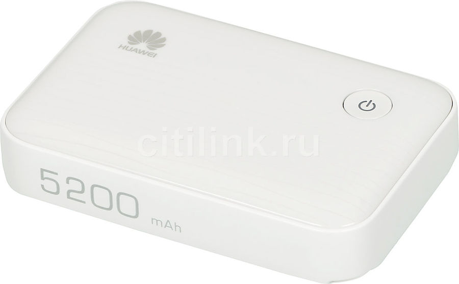 Модем HUAWEI E5730 3G, внешний, белый