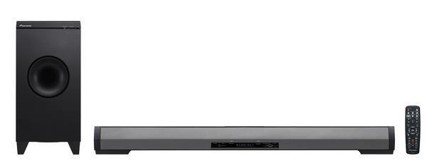 Звуковая панель PIONEER SBX-N700,  черный