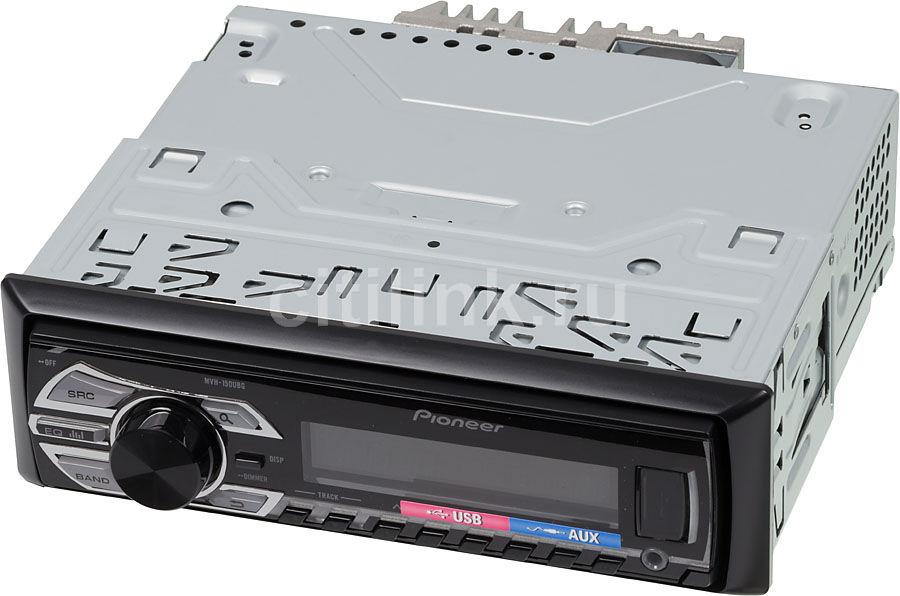 Автомагнитола PIONEER MVH-150UBG,  USB