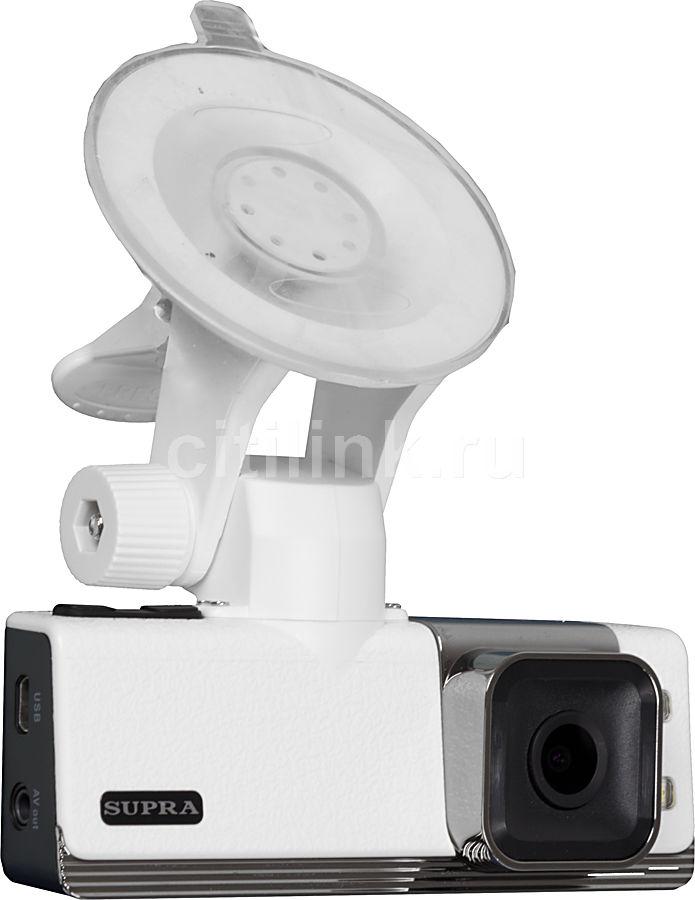 Видеорегистратор SUPRA SCR-795 белый