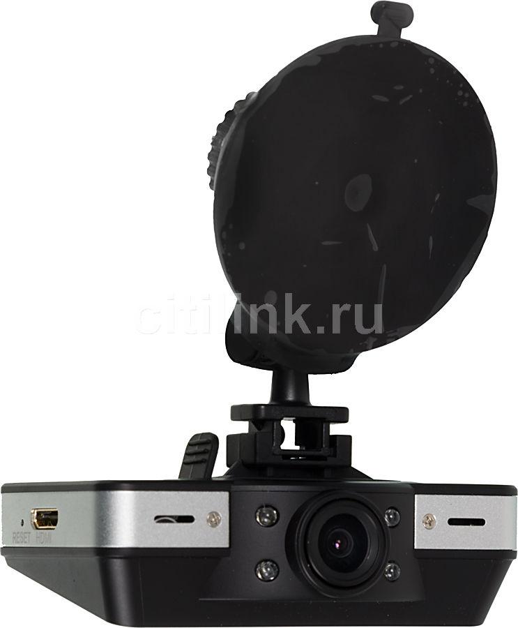Видеорегистратор Supra SCR-880 черный 1080p 120гр. (отремонтированный)
