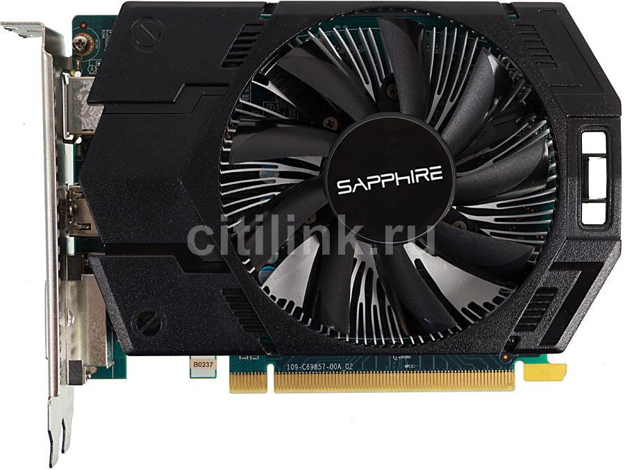 Видеокарта SAPPHIRE Radeon HD 7770,  1Гб, GDDR5, lite [11201-25-20g]