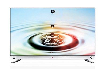 """LED телевизор LG 65LA965V  65"""", 3D,  Ultra HD 4K (2160p),  черный"""