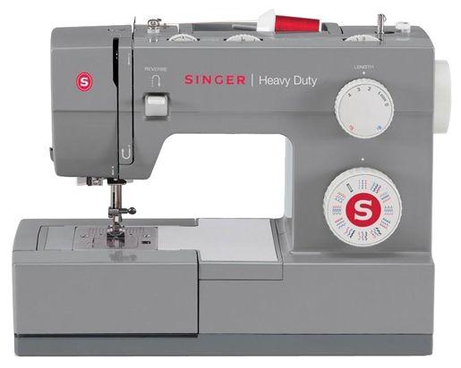 Швейная машина SINGER Heavy Duty 4432 серый